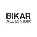 Logo bikar Aluminium