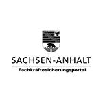 Logo sachsen-anhalt fachkräftesicherungsportal