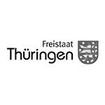 Logo Freistaat thueringen